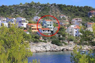 Ražanj, Rogoznica, Obiekt 4322 - Apartamenty przy morzu.
