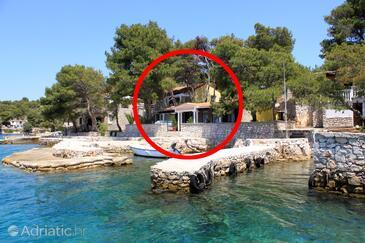 Lavdara, Dugi otok, Property 433 - Apartments by the sea.