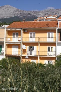 Podgora, Makarska, Property 4332 - Apartments near sea with pebble beach.