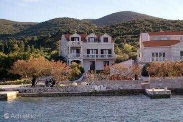 Kneža, Korčula, Property 4337 - Apartments by the sea.