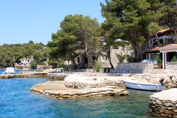 Lavdara, Dugi otok, Property 434 - Apartments by the sea.