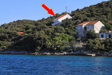 Tri Žala, Korčula, Objekt 4346 - Ubytovanie blízko mora.