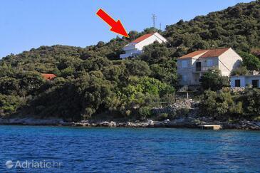 Tri Žala, Korčula, Objekt 4346 - Ubytování v blízkosti moře.