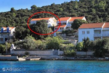 Tri Žala, Korčula, Property 4351 - Apartments by the sea.