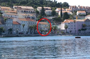Korčula, Korčula, Property 4356 - Apartments and Rooms near sea with pebble beach.