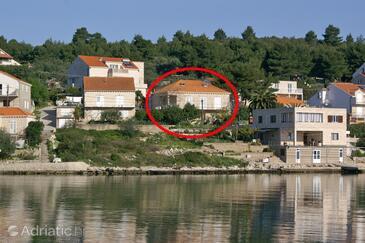Lumbarda, Korčula, Property 4357 - Apartments by the sea.