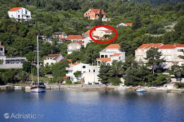 Račišće, Korčula, Property 4359 - Apartments by the sea.