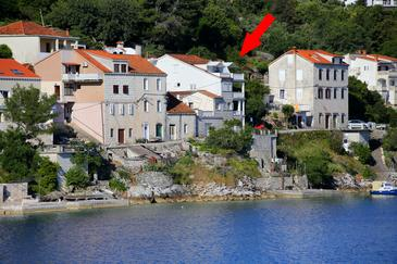 Račišće, Korčula, Property 4360 - Apartments and Rooms by the sea.