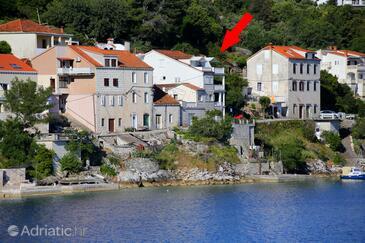 Račišće, Korčula, Objekt 4360 - Ubytování v blízkosti moře.