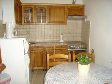 Lumbarda, Kuchyně v ubytování typu apartment, WiFi.