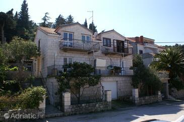 Korčula, Korčula, Property 4372 - Apartments near sea with pebble beach.