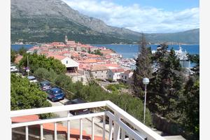 Апартаменты с интернетом Корчула - Korčula - 4374