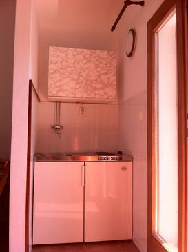 Korčula, Kuhinja v nastanitvi vrste studio-apartment, WiFi.
