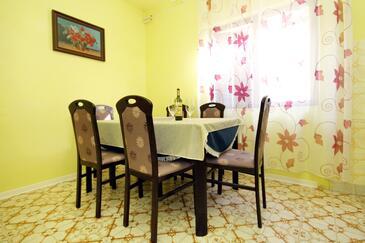 Zavalatica, Jadalnia w zakwaterowaniu typu apartment, dopusteni kucni ljubimci i WIFI.