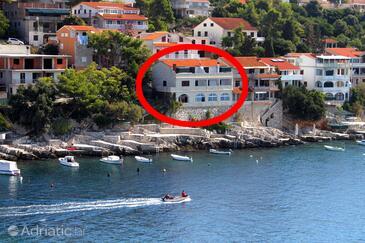 Zavalatica, Korčula, Property 4387 - Apartments by the sea.