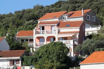 Medvinjak, Korčula, Property 4396 - Apartments with pebble beach.