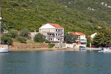 Luka, Dugi otok, Obiekt 440 - Pokoje przy morzu.