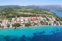 Apartmány u moře Lumbarda (Korčula) - 4402