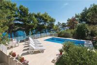 Апартаменты у моря с бассейном Лумбарда - Lumbarda (Корчула - Korčula) - 4404