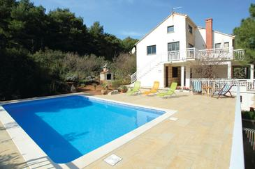 Lumbarda, Korčula, Property 4404 - Apartments near sea with sandy beach.