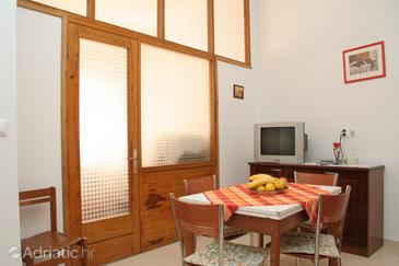 Račišće, Dining room in the apartment, WIFI.