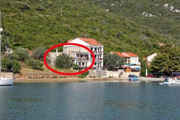 Luka, Dugi otok, Property 441 - Apartments and Rooms by the sea.