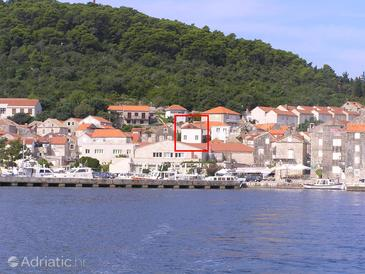 Korčula, Korčula, Property 4410 - Apartments and Rooms near sea with pebble beach.