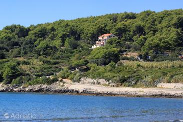 Lumbarda, Korčula, Property 4418 - Apartments with sandy beach.
