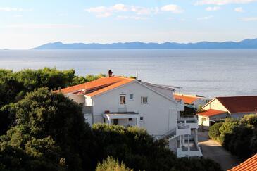 Zavalatica, Korčula, Obiekt 4420 - Apartamenty ze żwirową plażą.