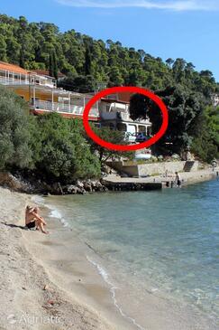 Brna, Korčula, Property 4425 - Apartments by the sea.