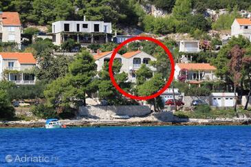 Lumbarda, Korčula, Property 4430 - Apartments by the sea.