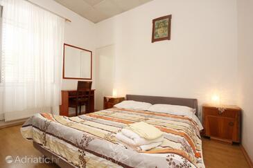 Lumbarda, Спальня в размещении типа room, Домашние животные допускаются и WiFi.