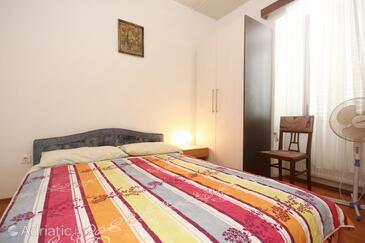 Lumbarda, Ložnice v ubytování typu room, domácí mazlíčci povoleni a WiFi.