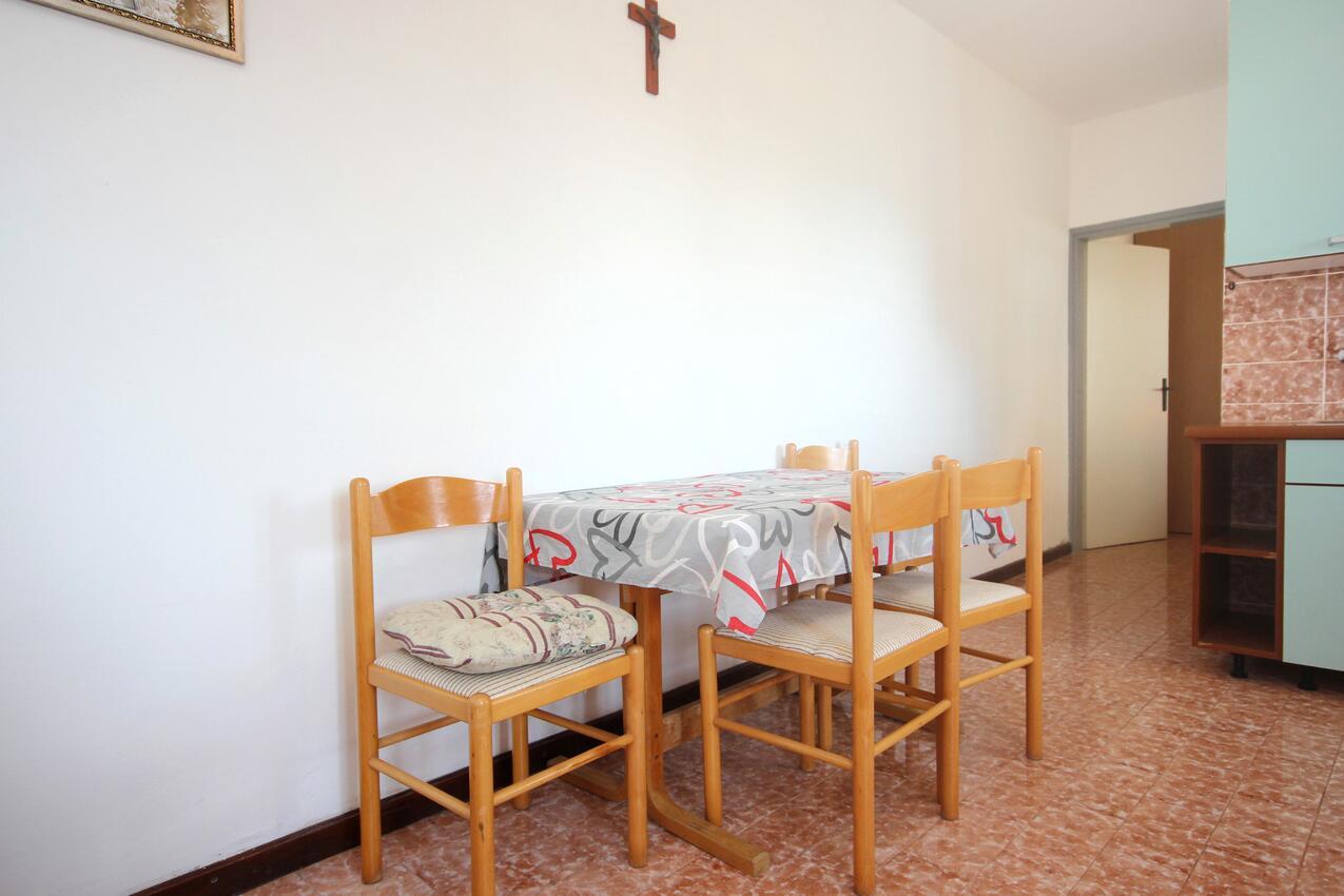 Ferienwohnung im Ort Lumbarda (Kor?ula), Kapazit&a Ferienwohnung