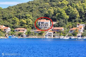 Žrnovska Banja, Korčula, Property 4443 - Apartments by the sea.