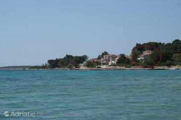 Gradina, Korčula, Property 4448 - Apartments by the sea.