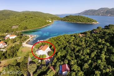 Uvala Vrbovica, Korčula, Property 4452 - Apartments near sea with pebble beach.