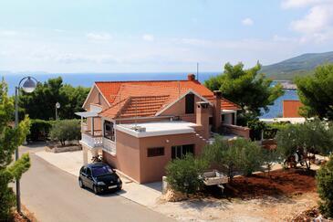 Zavalatica, Korčula, Obiekt 4453 - Apartamenty ze żwirową plażą.