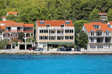Prižba, Korčula, Property 4454 - Apartments and Rooms by the sea.