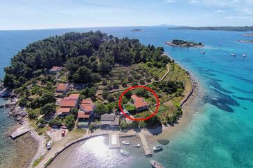 Gradina, Korčula, Property 4457 - Vacation Rentals near sea with rocky beach.