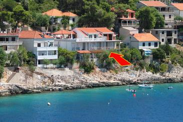 Zavalatica, Korčula, Property 4461 - Apartments by the sea.
