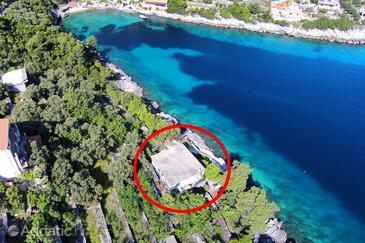 Črnja Luka, Korčula, Property 4464 - Apartments by the sea.