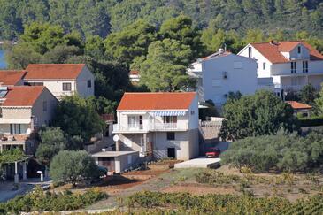 Lumbarda, Korčula, Property 4471 - Apartments with pebble beach.