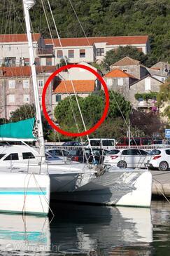 Korčula, Korčula, Property 4477 - Apartments and Rooms near sea with pebble beach.