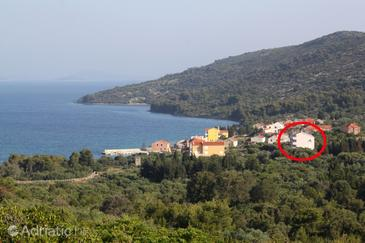 Soline, Dugi otok, Property 448 - Apartments and Rooms near sea with pebble beach.