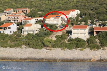 Zavalatica, Korčula, Property 4482 - Apartments by the sea.