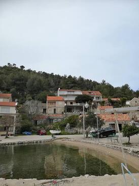 Gršćica, Korčula, Property 4487 - Apartments by the sea.
