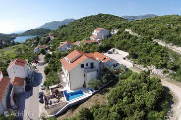 Žrnovska Banja, Korčula, Property 4492 - Apartments with pebble beach.