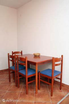 Mokalo, Dining room in the studio-apartment, WIFI.