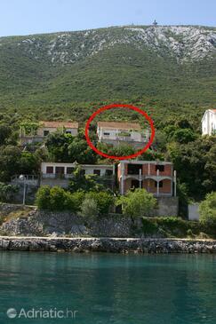 Uvala Crkvice, Pelješac, Property 4505 - Apartments near sea with pebble beach.